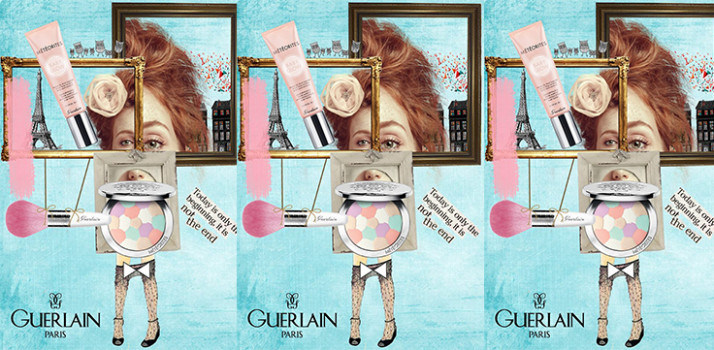 ART OF THE MONTH – Guerlain