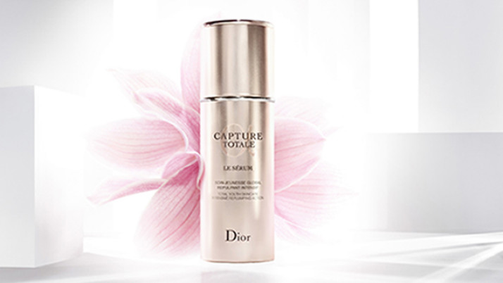 NEW! DIOR CAPTURE TOTALE – Le serum