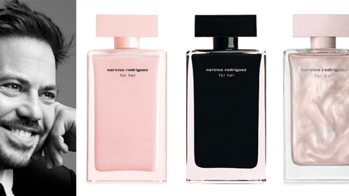 NARCISO RODRIGUEZ – Bottle as piece of Art