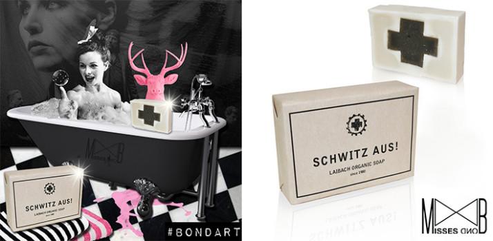Laibach Organic Handmade Soap #schwitzaus