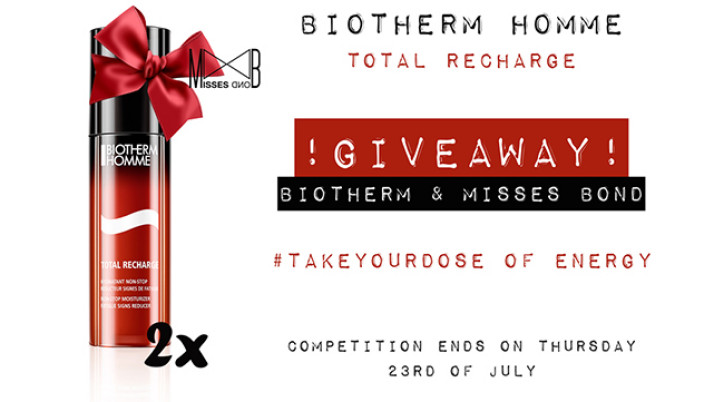 Biotherm Men Giveaway
