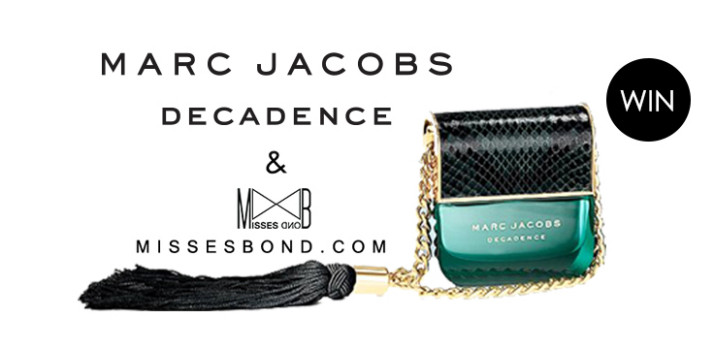 Decadence, New by Marc Jacobs