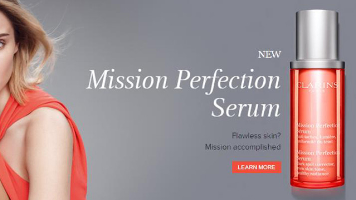 New answer for dark spots – Clarins