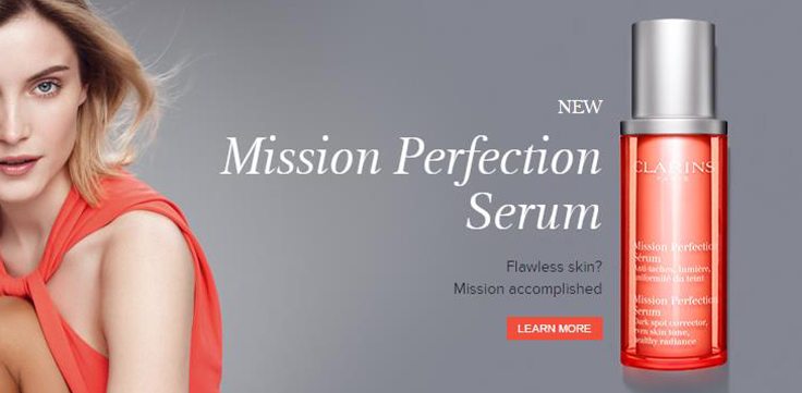 Mission Perfection Serum by Clarins #12