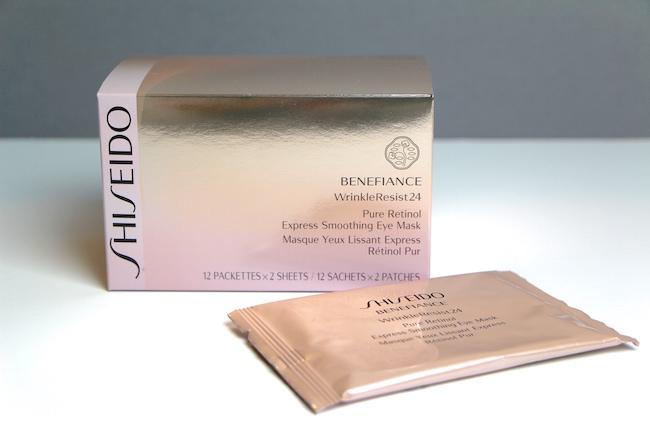 shiseido retinol