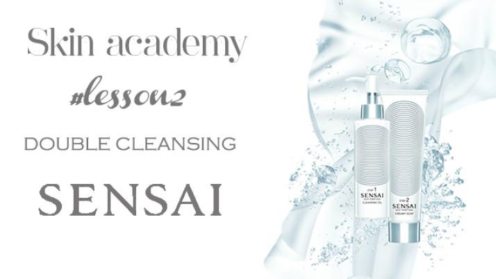 Skin Academy, lekcija2 – Čiščenje obraza
