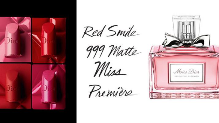 Šminkanje z Diorjem in vonj po ljubezni