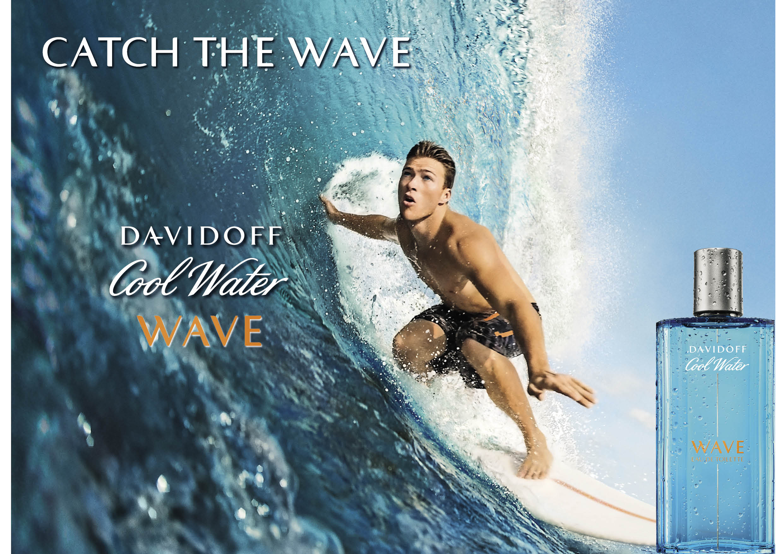 DAVIDOFF Cool Water Wave A3