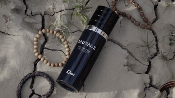 Dior Sauvage, zelo cool spray