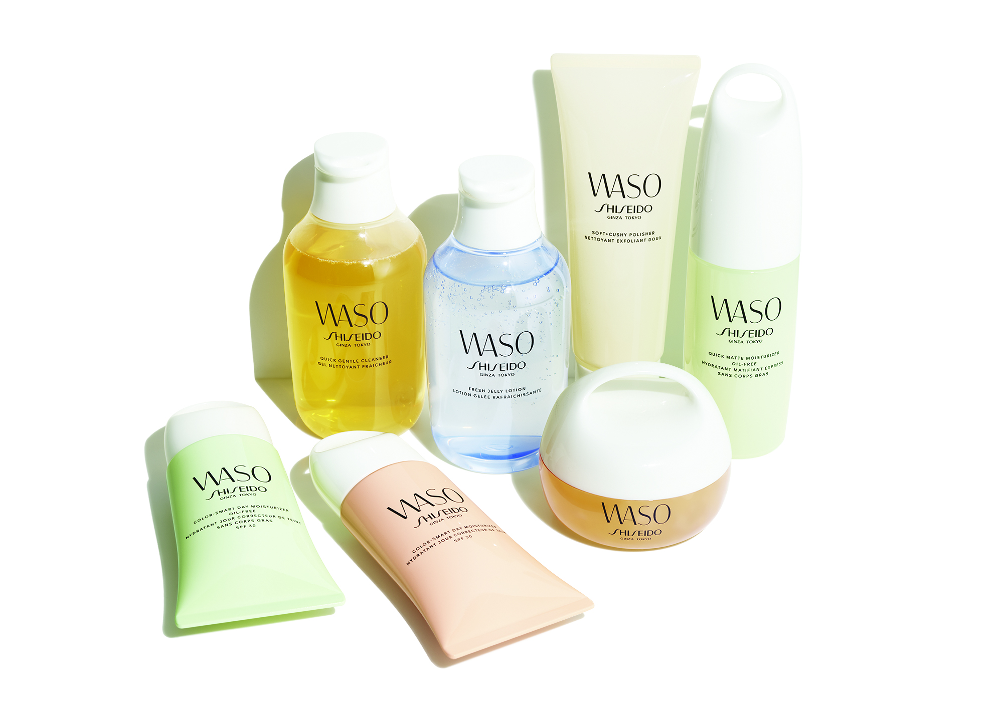Shiseido Waso Misses Bond