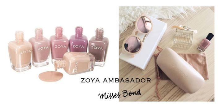 Postala sem Zoya ambasadorka