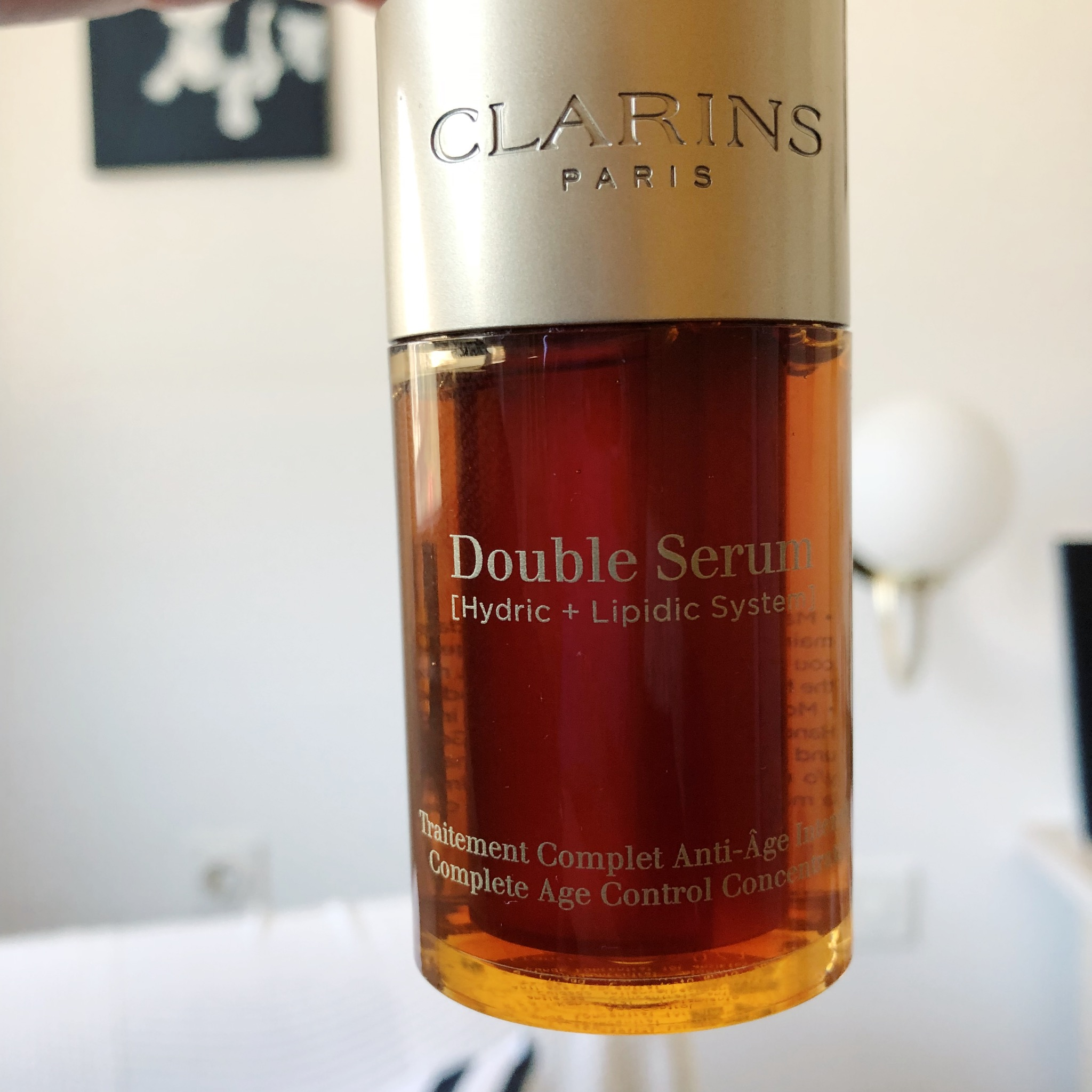 Clarins Double Serum Misses Bond