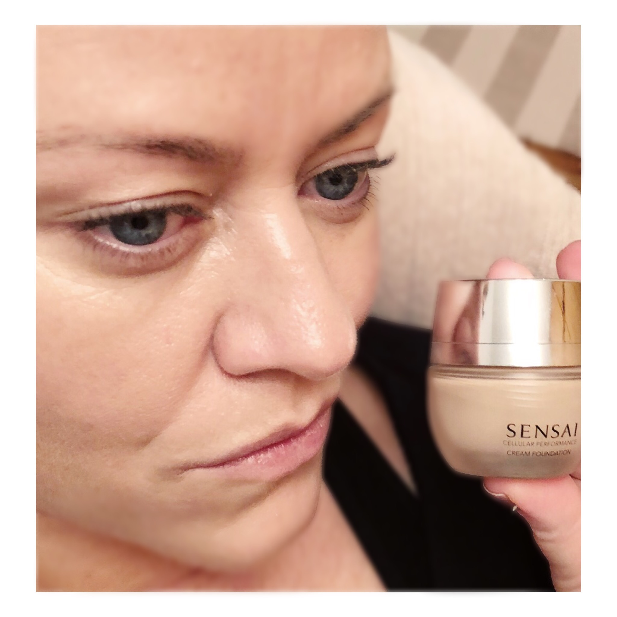 sensai cf cream foundation misses bond