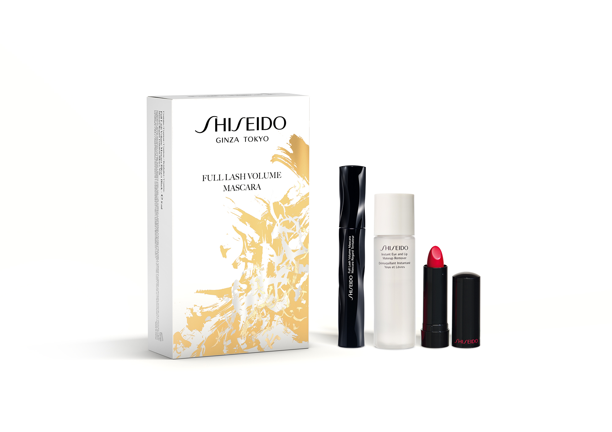 Shiseido Full Lash Volume mascara SET