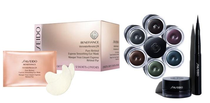 Najboljši negovalni proizvod za področje okrog oči – Shiseido obliži