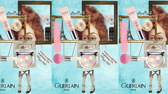 ART OF THE MONTH – Guerlain