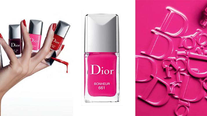 Super Nail Polishes – Dior Haute Couleur