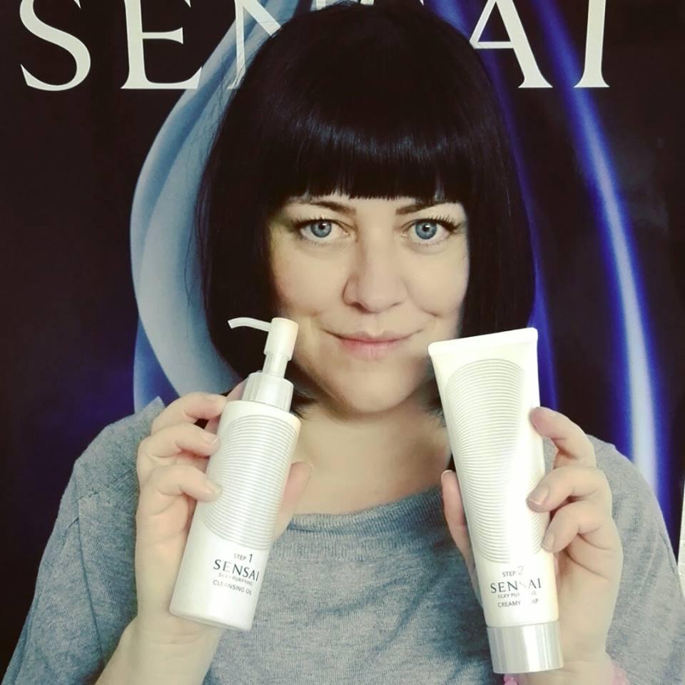 cleansing sensai