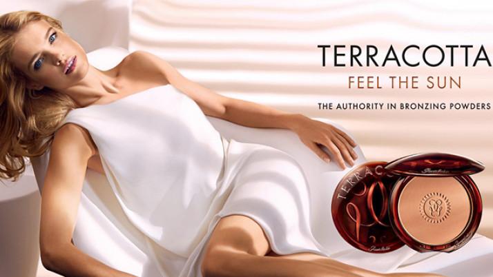 Občuti sonce – Guerlain Terracotta.