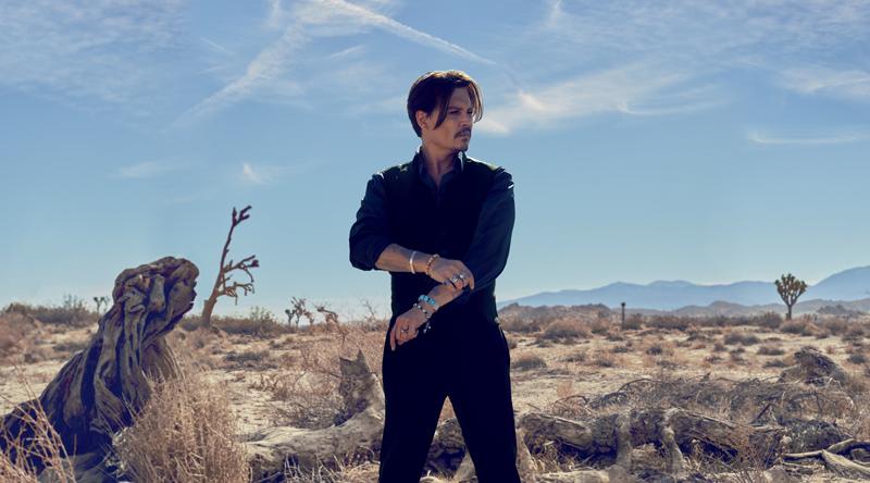 Johnny Depp Misses Bond