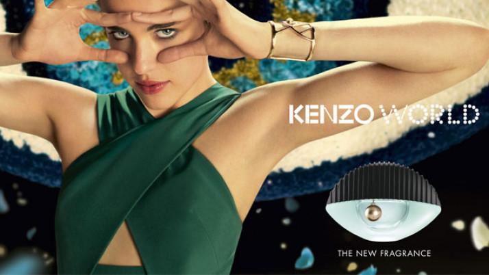 Pokukajte v svet nove dišave Kenzo World